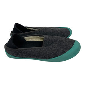 Mahabis Classic Slippers Gray EU43 Removable Sole
